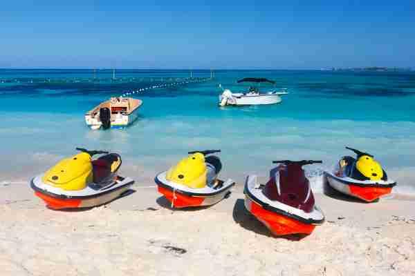 Cable Beach Nassau, Bahamas
