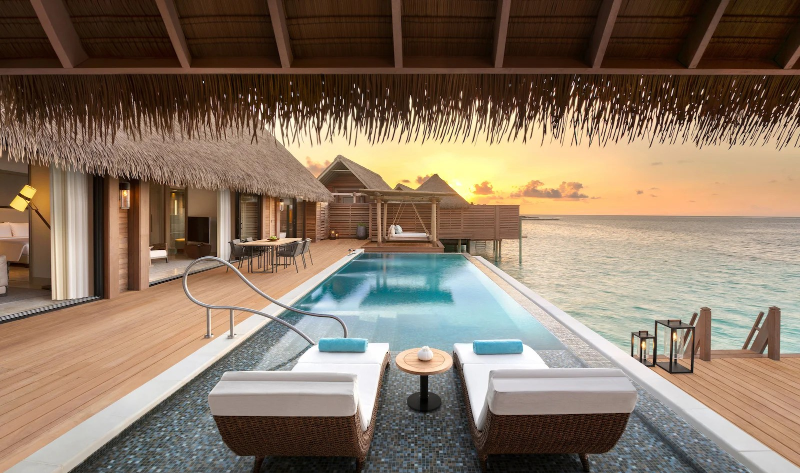 This luxurious Maldives resort has an on-site doctor and free COVID tests
