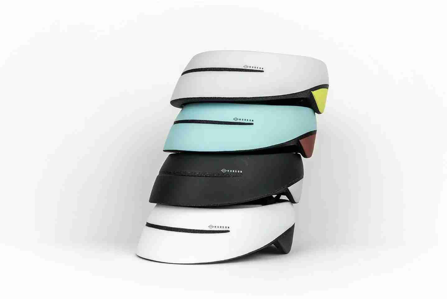 The Stack Helmet. (Photo via Priority Bicycles)