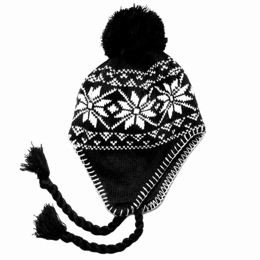 SnowStoppers knit hat