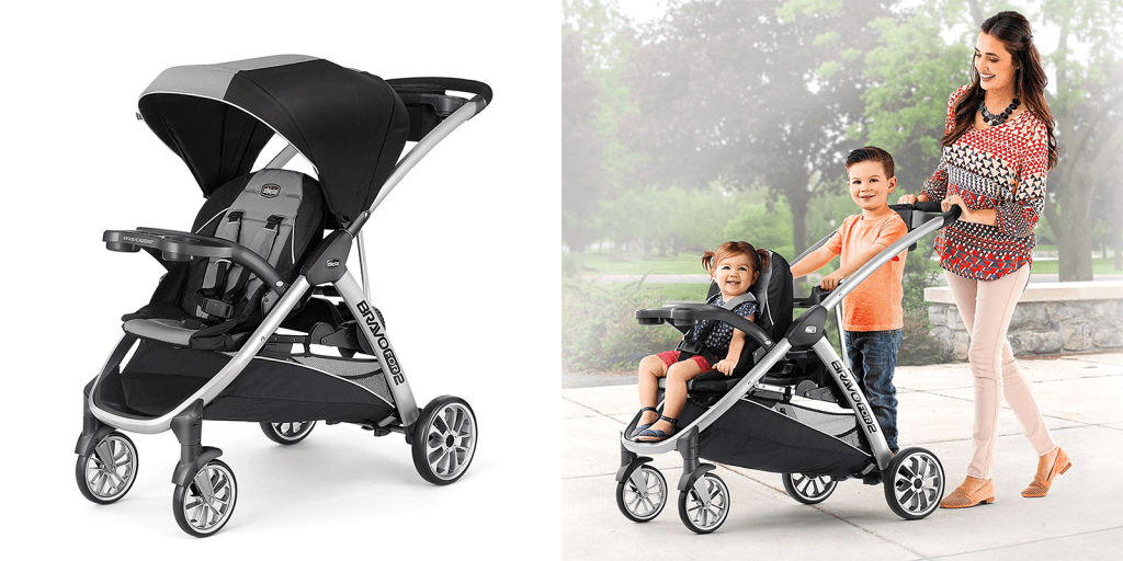 8 Great Double Strollers That Go The Distance For Family Travel