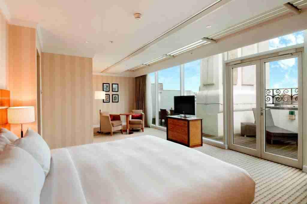 (Photo courtesy of Hotel Hilton London Paddington)
