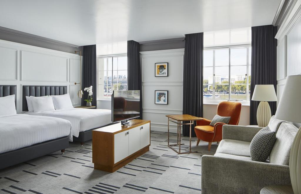 8 Points Hotels In London With Rooms That Sleep 4