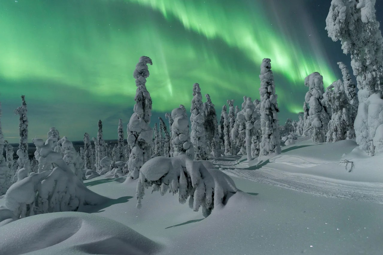 Best northern lights adventures for families