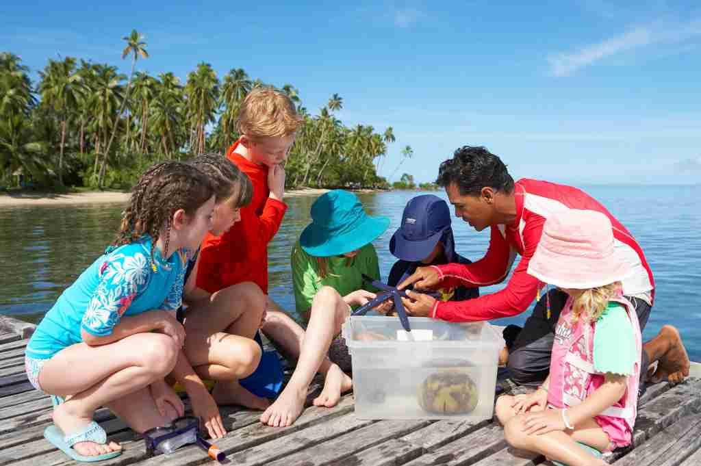 JeaMichel Cousteau Resort Fiji