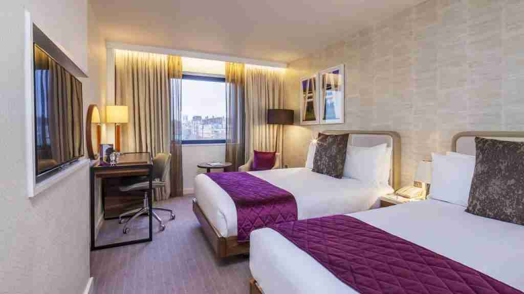 (Photo courtesy of Crown Plaza Kings Cross)