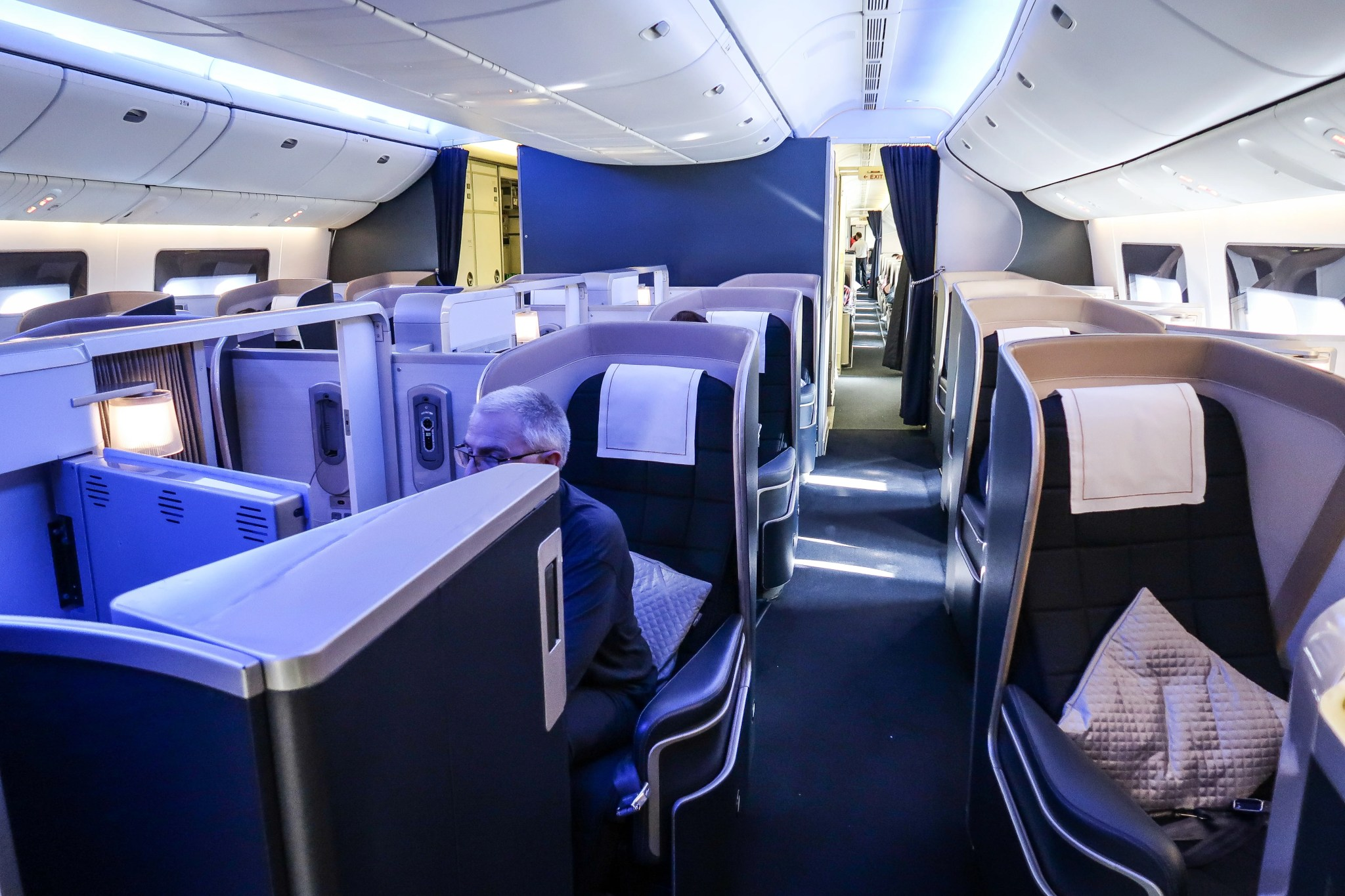 Review: British Airways First Class on the 777 LHR-AUH