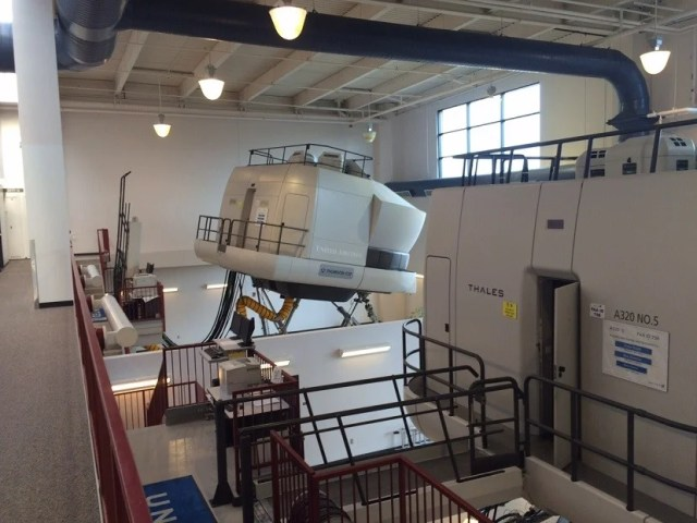 Each simulator costs $20-30 million and is very expensive to operate.
