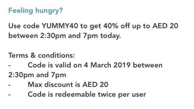 careem now promo code Dubai Abu Dhabi UAE review coupon