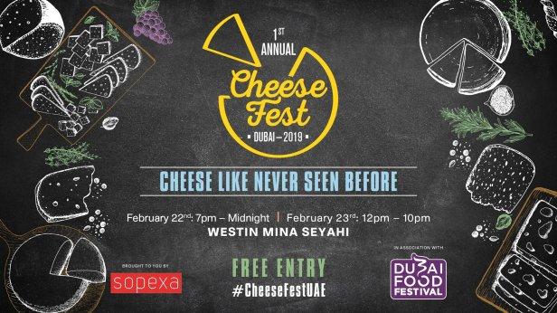 dubai cheesefest uae westin mina seyahi review