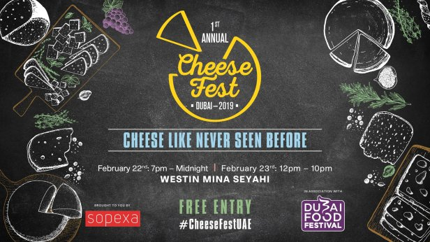 dubai cheesefest uae westin mina seyahi review