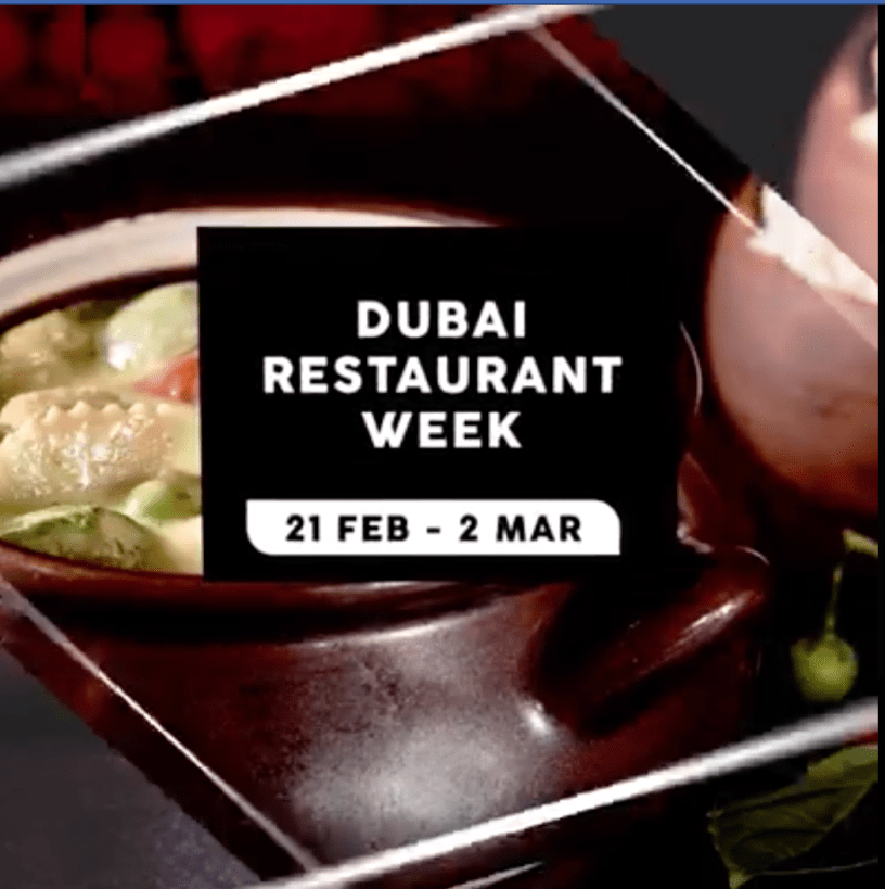 visit Dubai Restaurant week food festival 2019 review uae