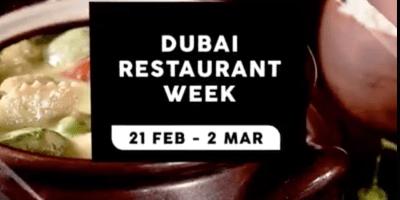 visit Dubai Restaurant week food festival 2019 review uae