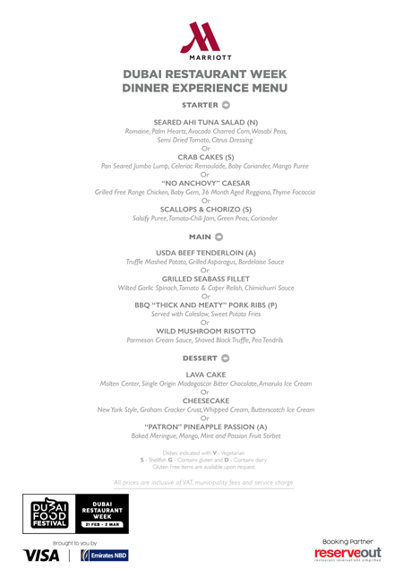 observatory dinner menu dubai restaurant week review uae