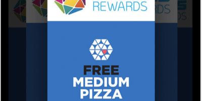freedom pizza offer free pizza gems rewards Dubai Abu Dhabi Sharjah al Ain UAE offer discount coupon deal promotion promo code