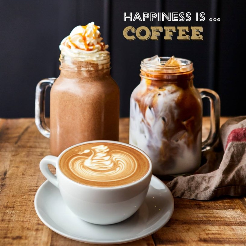 London dairy free coffee