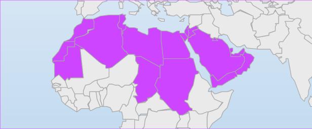 wave osn countries Dubai united arab emirates UAE