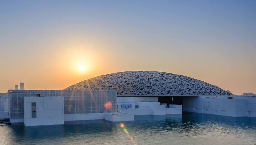 louvre abu dhabi free entry world kindness day 2019 november 13 united arab emirates uae thepointshabibi