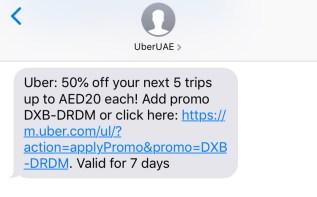 uber ramadan 2019 dubai uae