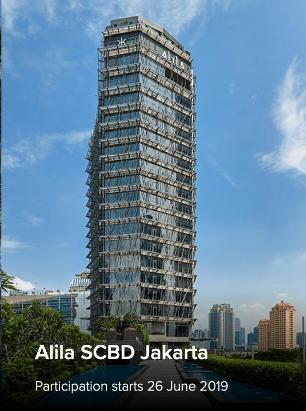 alila hotels world of hyatt points scbd jakarta indonesia