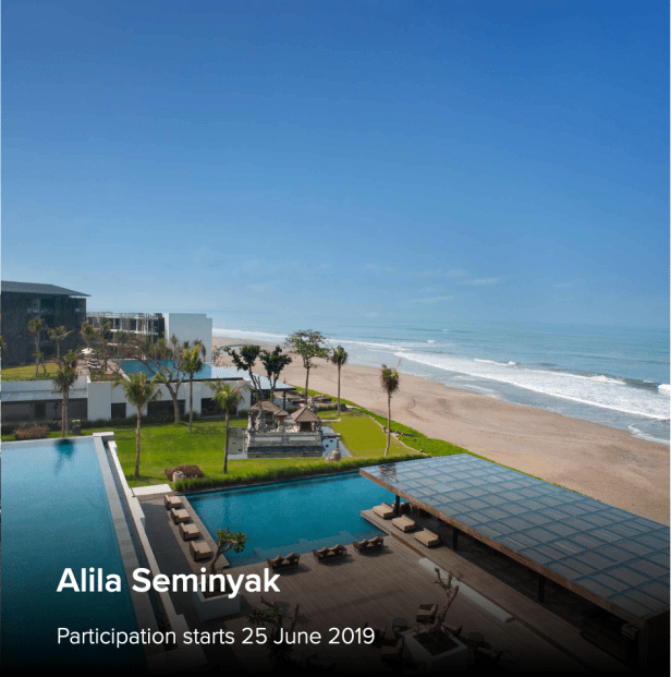 alila hotels world of hyatt seminyak indonesia