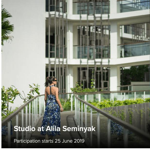 alila hotels world of hyatt studio at seminyak indonesia