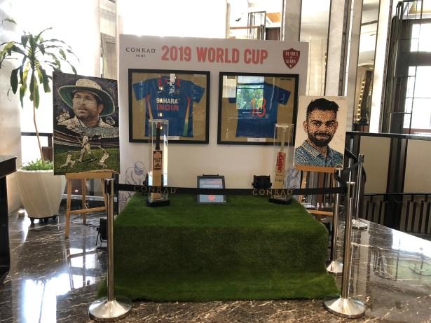 conrad pune hilton india cricket world cup 2019 maharashtra cwc review