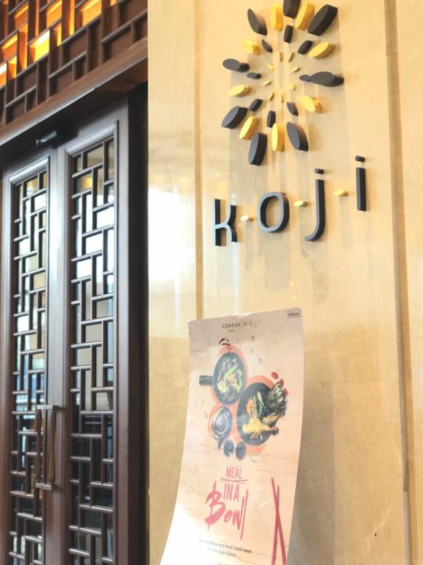 conrad pune koji restaurant japanese chinese thai review hilton india maharashtra