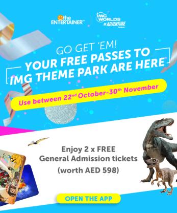 free img worlds of adventure tickets dubai uae entertainer dubai 2020 offer thepointshabibi