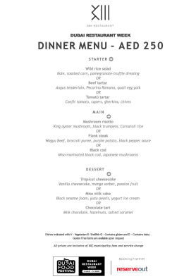 dubai restaurant week 2020 3bk restaurant set menu review united arab emirates uae dff dubai food festival march thepointshabibi