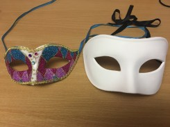His and hers masquerade?