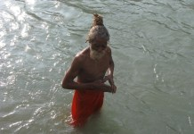Swami Shivanand is on Hunger Strike to Fight Illegal River Mining in Uttarakhand