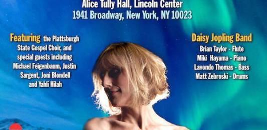 "Daisy Jopling's ""Awakening"" Concert Comes to Alice Tully Hall"