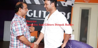 Only Talent Matters, says Deepak Baldev, Chairman of Glitters Film Academy