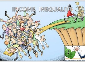 High Income Divide in America Can Attract Backlash!