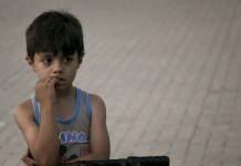 Children are Real Victims of Conflicts and Wars