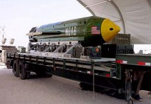 America May Soon Run Out of Bombs