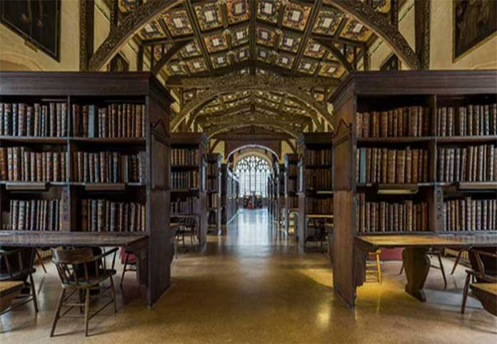 Libraries – The Lost Buildings of Literature and Knowledge