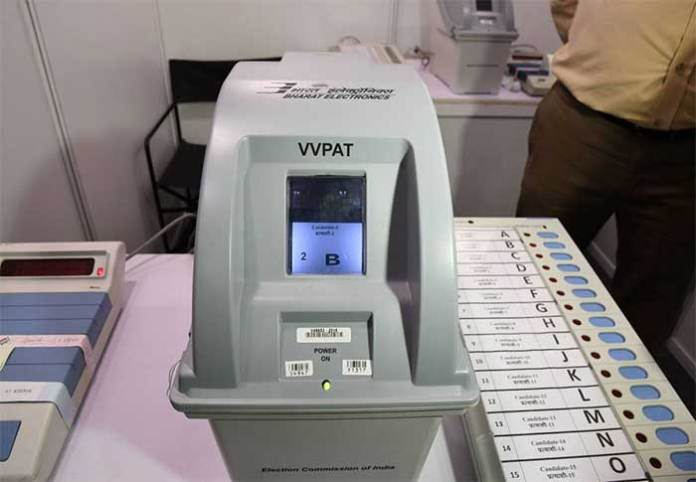 VVPAT's under Fire leading to Repolls