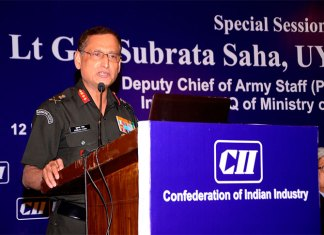India Needs Two-Fold Policy to Solve Kashmir Issue: Lt Gen Subrata Saha