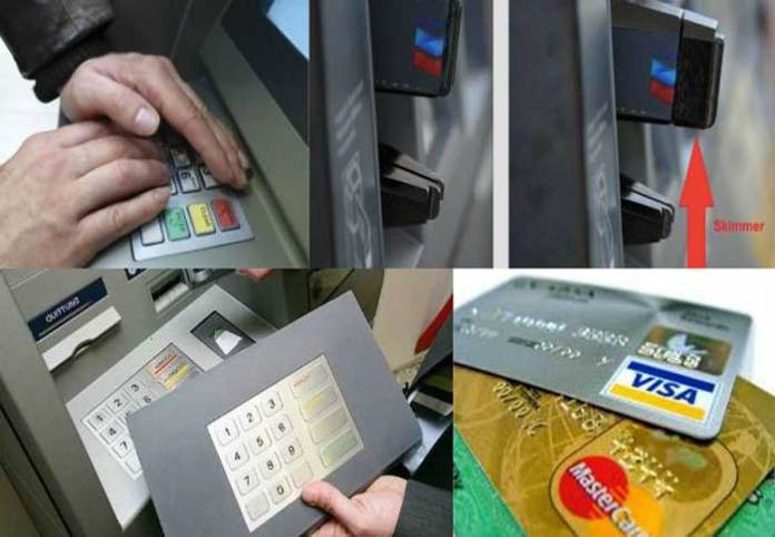 atm fraud is rising there is no one to protect peoples from atm skimming