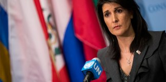 Nikki Haley resigns as the US ambassador to the UN
