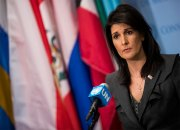 Nikki Haley resigns as the US ambassador to the UN