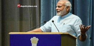 PM Modi gets prestigious Seoul Peace Prize