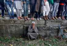 Blood bath in Kashmir; death toll reaches seven
