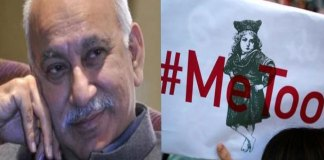 Sexual harassment charges will be fake, legal proceedings: MJ Akbar