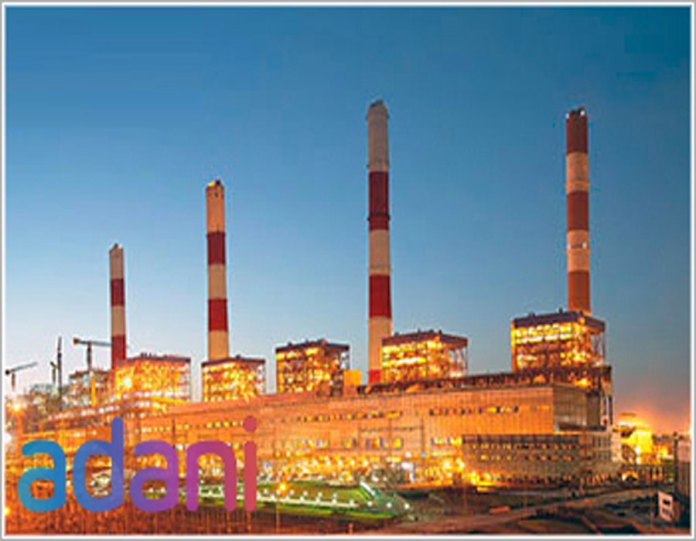 is jharkhand state government working for adani group