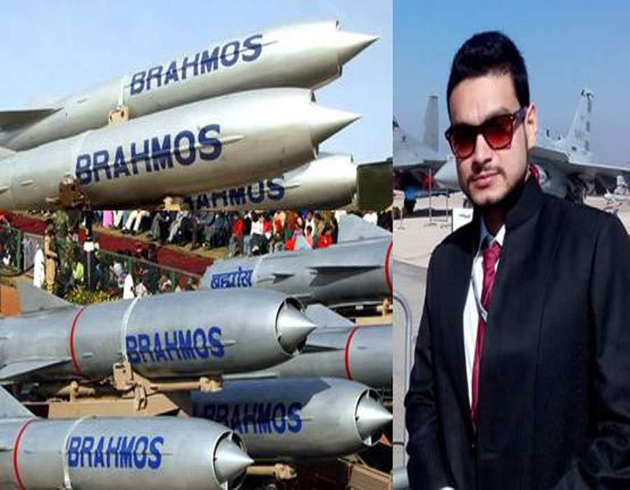 nishaant agarwal: ISI agent arrested on charges for leak of confidential of drahmos