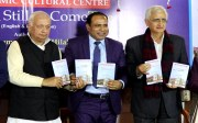 "Release of book ""IISC-A Dream Still to Come True"" by Kalimul Hafez"