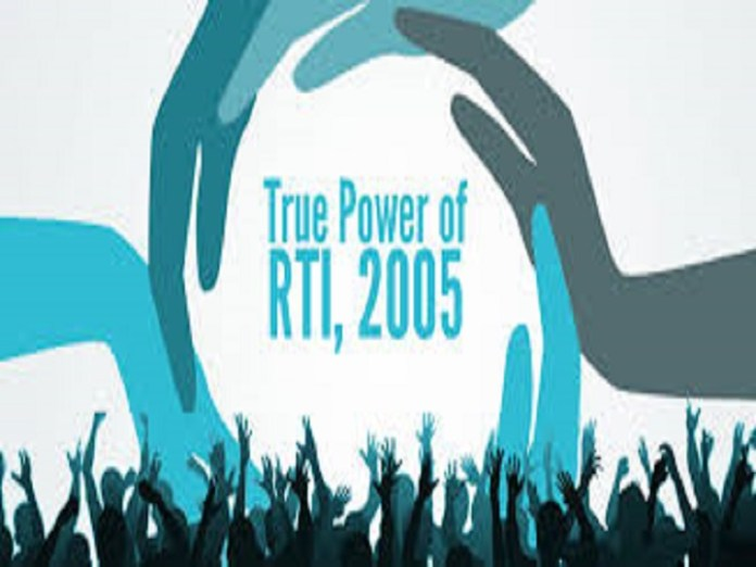 Now people will be able to inspect records of the functioning of Maharashtra government under the RTI